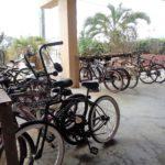 Cabana 104 Carolina Beach NC - Bicycle Racks